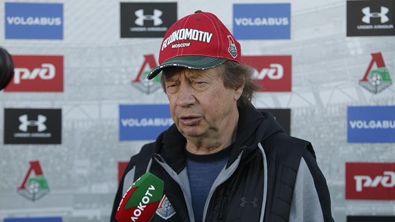 Юрий Сёмин: Матч был напряженным, как будто начался чемпионат