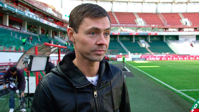 Динияр Билялетдинов: Надеюсь, «Локо» выиграет все матчи до конца сезона