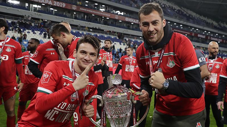 Соломон Кверквелия: Теперь остался Суперкубок