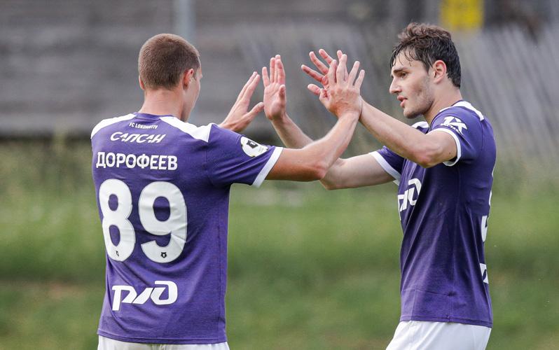 Магкеев: «В «Локо» все команды играют в атаку»