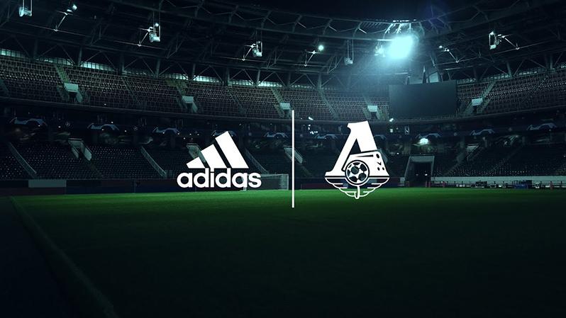adidas представляет новую форму «Локомотива»