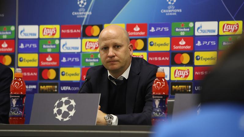 Пресс-конференция Марко Николича после матча с «Баварией»