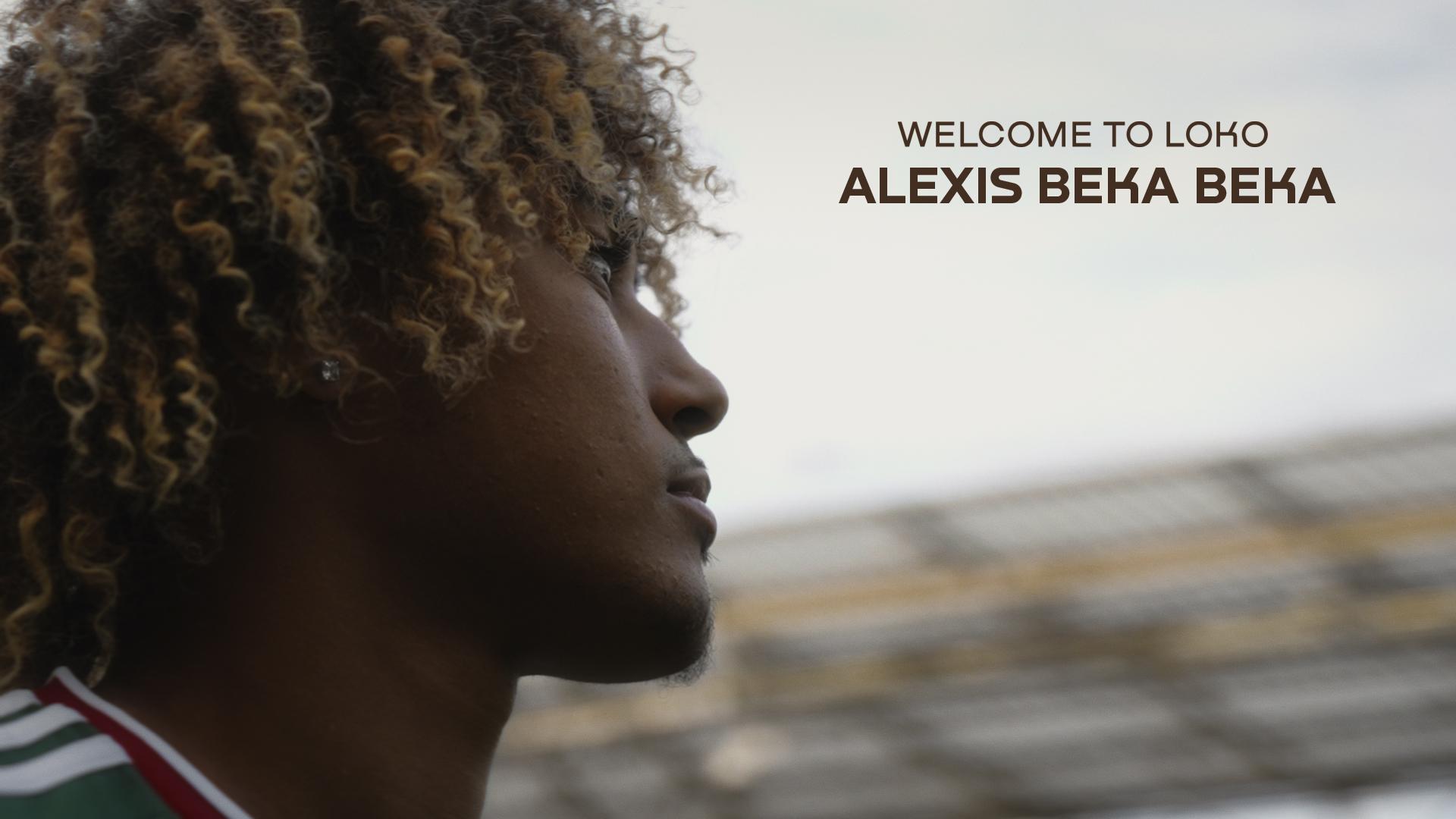 WELCOME TO LOKO // Алексис Бека Бека №8